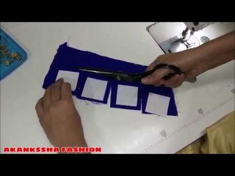 How To Make Beautiful Latkan for Dress And Blouse