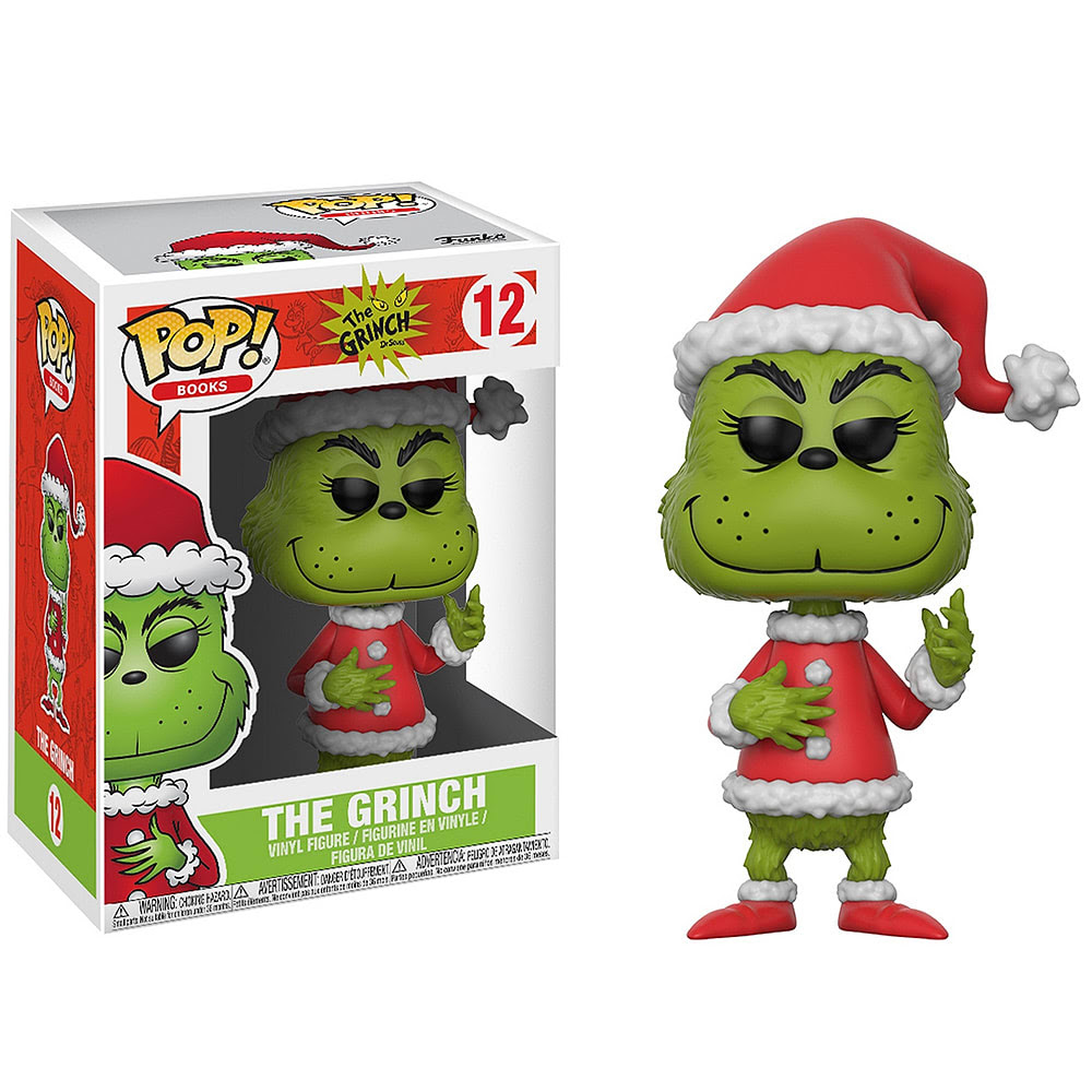 Buy POP! Vinyl: The Grinch: Grinch in Santa Outfit | GAME
