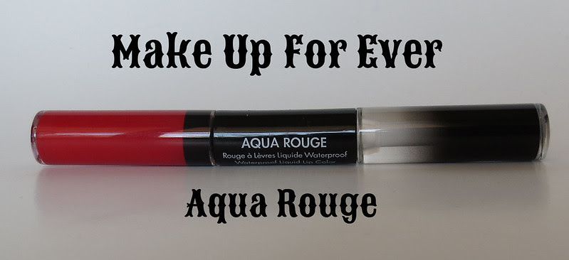 Make Up For Ever Aqua Rouge