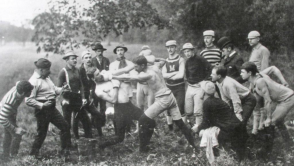 Minnesota Boat Club 1890