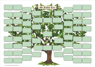 1000+ images about family tree on Pinterest | Family tree chart ...