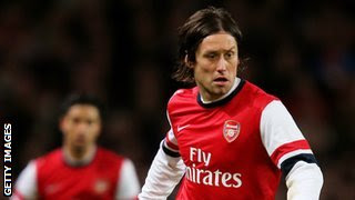 Tomas Rosicky joined Arsenal from Borussia Dortmund in 2006 in a £6.8m deal