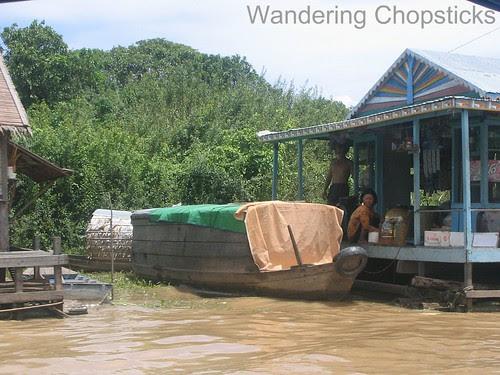 Chong Kneas Floating Village 14
