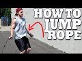 How To Jump Rope Like A Boxer For Beginners
