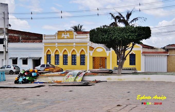Juazeirinho corfirma 51 casos e é a cidade com maior número de Covid-19 no Cariri, segundo Secretaria do Estado