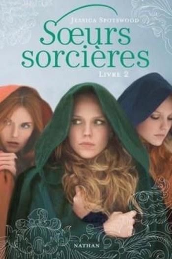 Couverture Sœurs sorcières, tome 2
