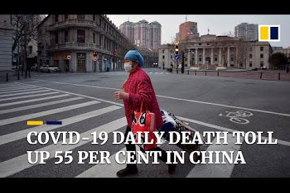 Coronavirus Death Toll Beijing