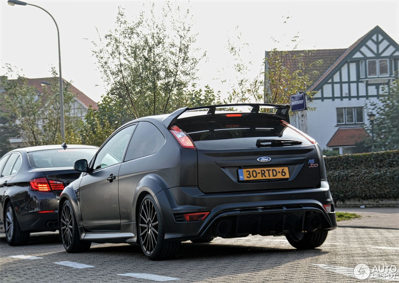 Focus Rs500 Spec
