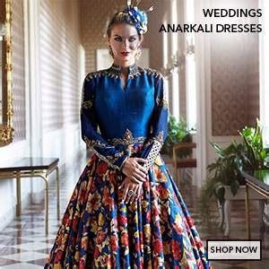 Anarkali Salwar Kameez: Buy Anarkali Suits Online