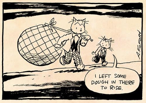 Laugh-Out-Loud Cats #2033 by Ape Lad
