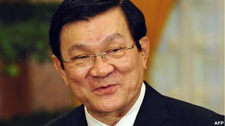 Chủ tịch Trương Tấn Sang