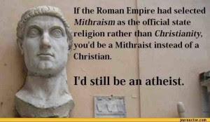 if the Roman