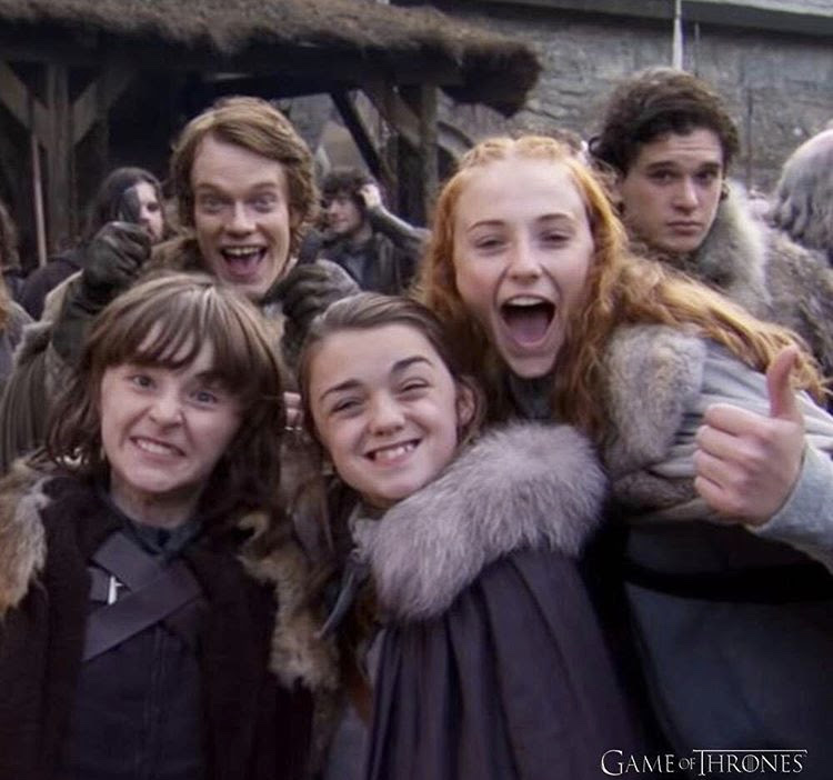 Go Behind The Scenes Of Game Of Thrones With The Stuntman: Game Of Thrones Cast Season 1