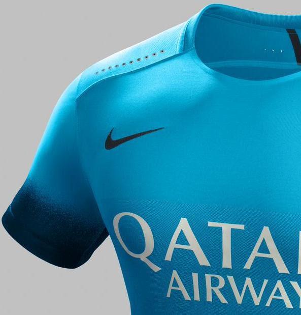 Barcelona Third Shirt 2015 2016