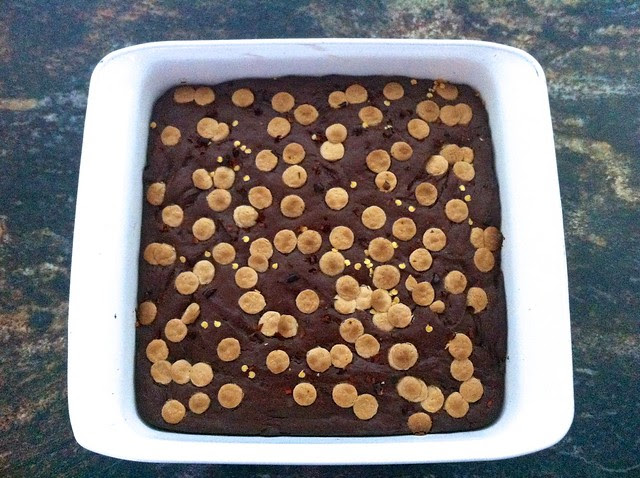 Baked Brownies, Cooling