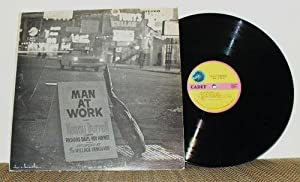 Kenny Burrell's Man At Work on Vinyl