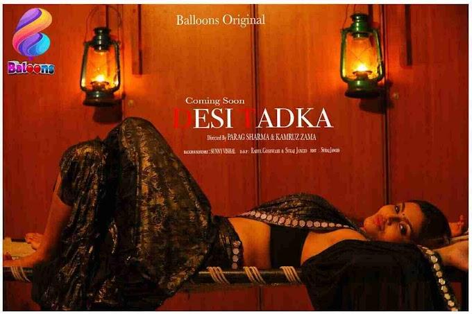 Desi Tadka (2020) - Balloons Originals WEB Series Season 1 Complete