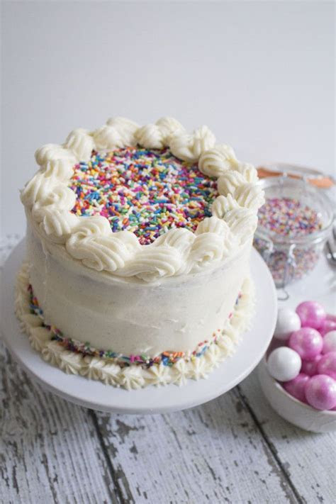 17 Best ideas about Funfetti Cake on Pinterest   Confetti