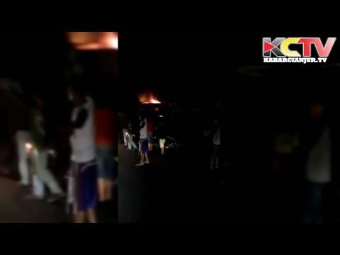 BREAKING NEWS | Kebakaran Pabrik di Cipeuyeum Haurwangi