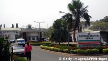 Nigeria   Krankenhaus in Abuja