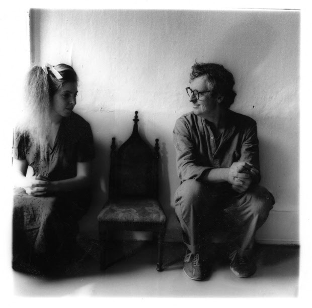 Francesca and George Woodman, circa 1980
