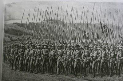 The victory - Battle of Novara (1513)