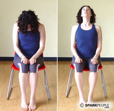 chicago wellness yoga poses you can do from a chair