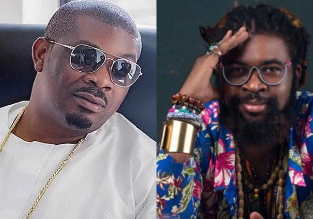 Don jazzy reacts to claim that he is 'broke'