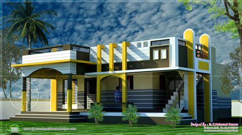 small house design contemporary style indian plans