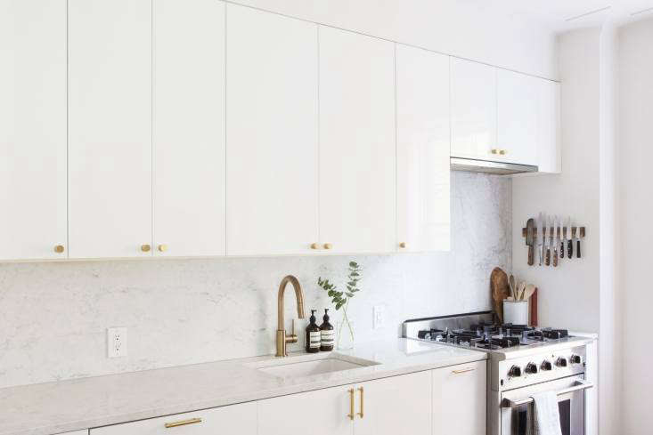 Pnc Real Estate Newsfeed Kitchen Of The Week An Ikea Kitchen With An Elegant Upper Cabinet Solution