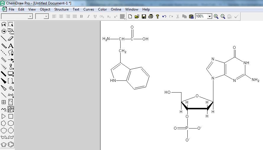 ChemDraw Pro 8.0
