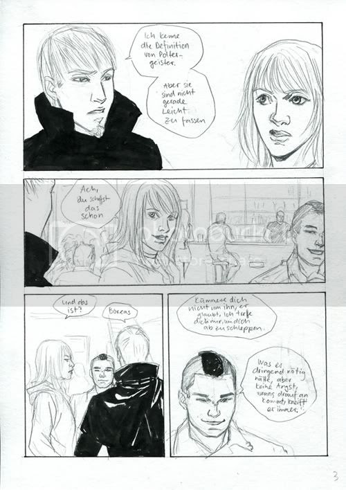 24h Comic Day 2010 Page 3