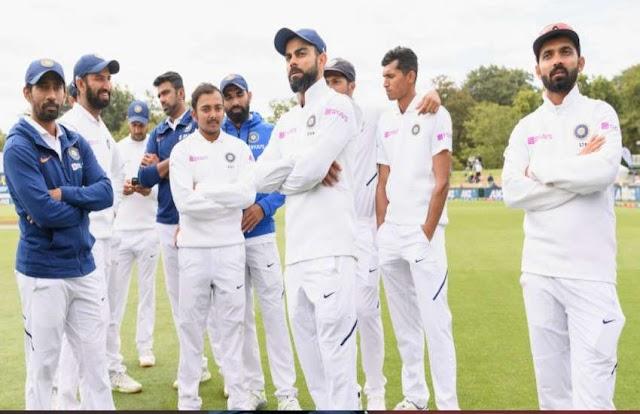 ICC टेस्ट टीम रैंकिंग: न्यूजीलैंड की टीम नंबर-1, टीम इंडिया दूसरे पायदान पर खिसकी