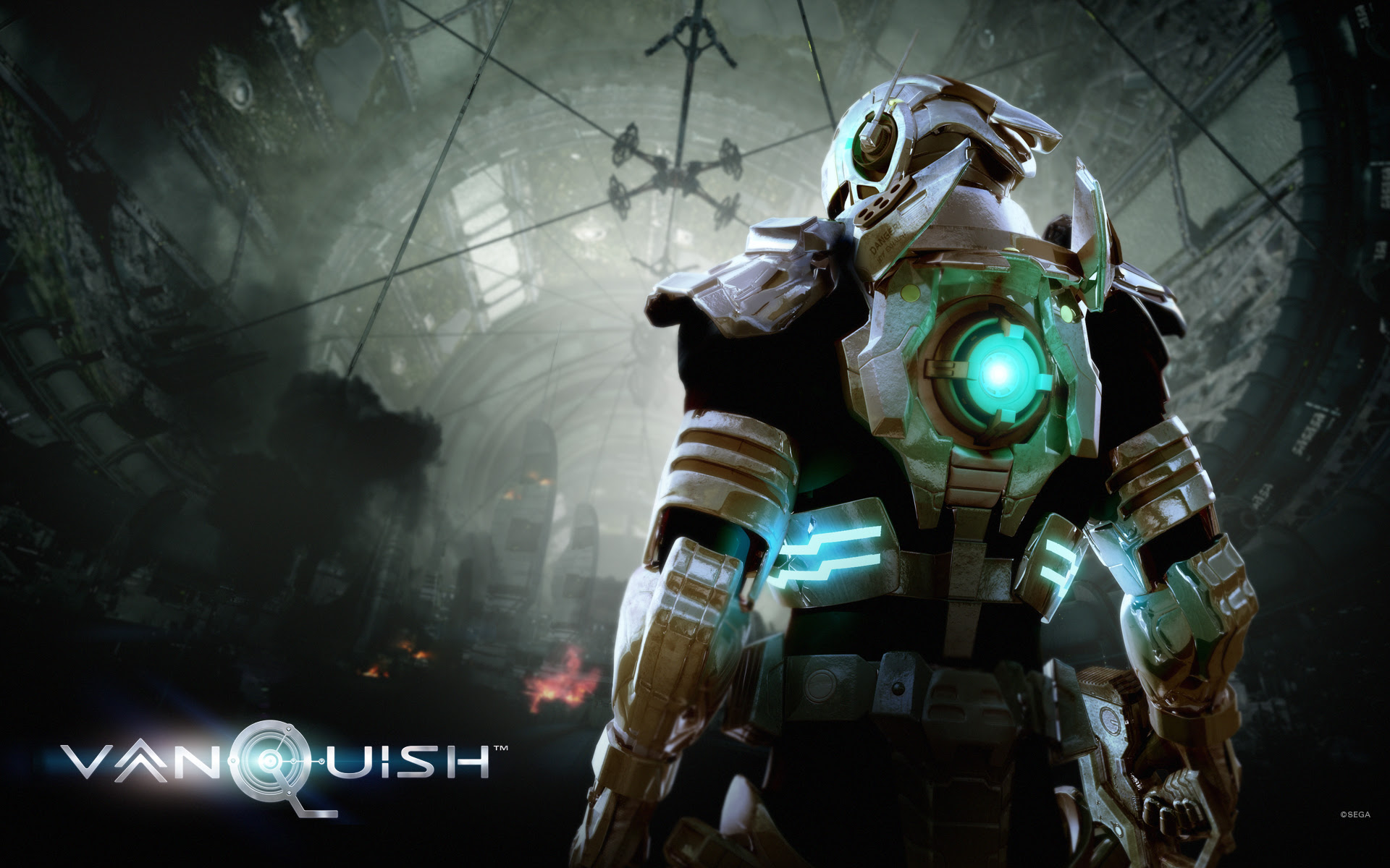 Vanquish Game Wallpaper 264864