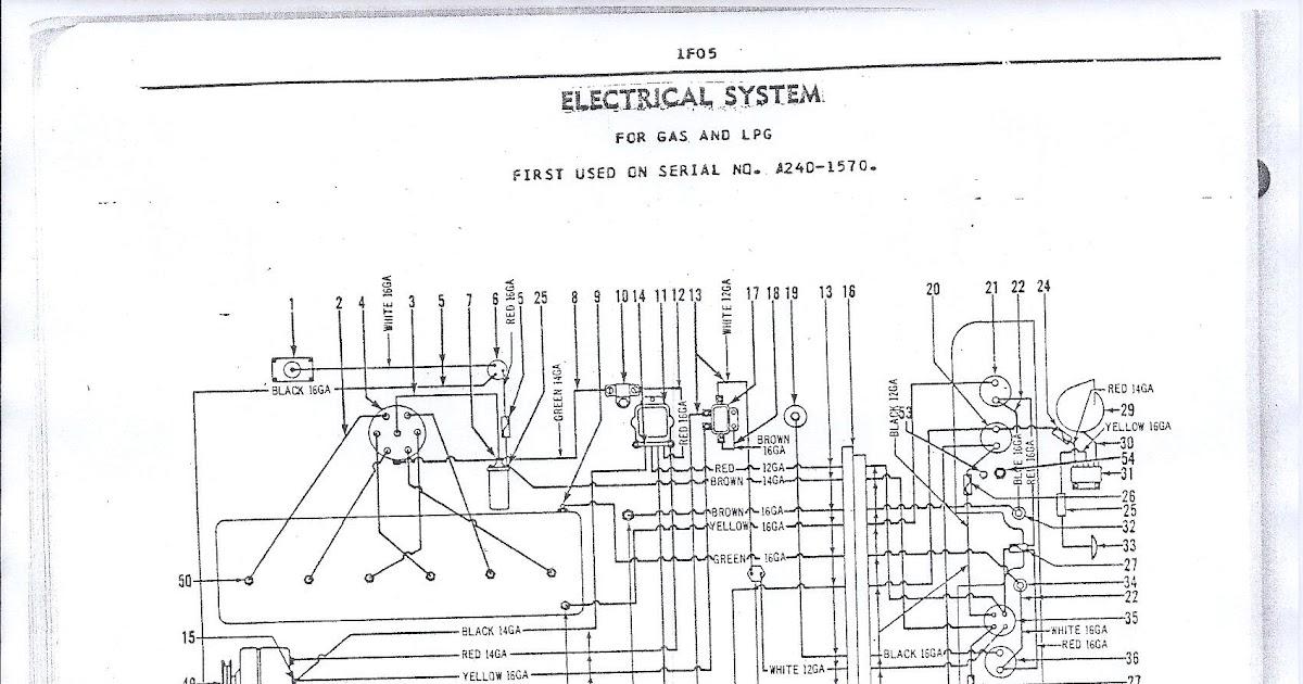 Hyster 65 Forklift Wiring Diagram