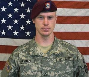 O sargento Bowe Bergdahl  (Foto: Wikimedia Commons)