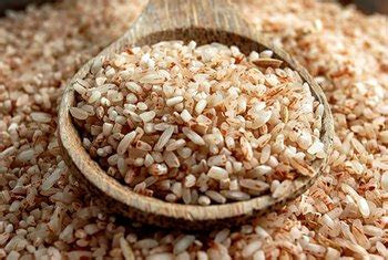 brown rice good    lose weight healthy