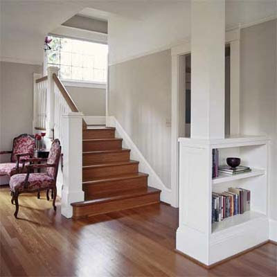Build Perpendicular for an Entry Partition | Smart Storage ...