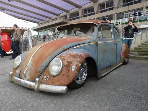 VW Beetle Rat Bug | Flickr