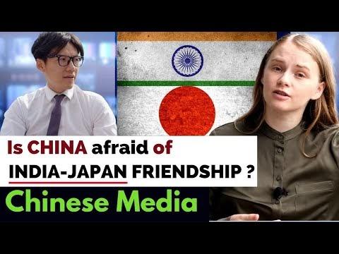 India - Japan Friendship by Karolina Goswami