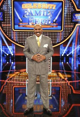Celebrity Family Feud - Steve Harvey