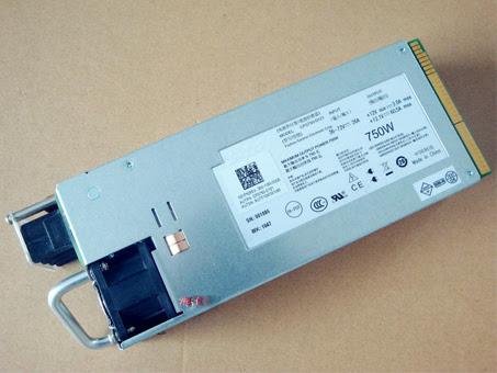 750W CPS750-D121 6GTF5 06GTF5 CN-06GTF5 Power Supply for DELL R510 R910 Server