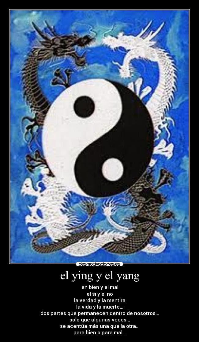 El Ying Y El Yang Desmotivaciones