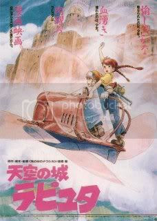 Laputa: Castle in the Sky / Tenkū no Shiro Rapyuta (1986)