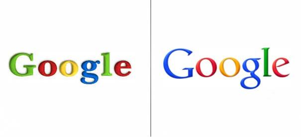 Γνωστά λογότυπα στην πρώτη τους μορφή και σήμερα (3)