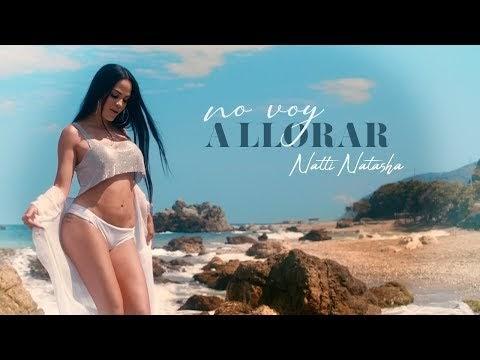 Natti Natasha - No Voy A Llorar