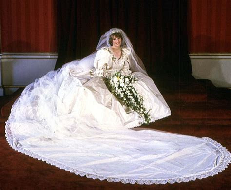 Why Princess Diana's Wedding Dress Sketch Was Ripped