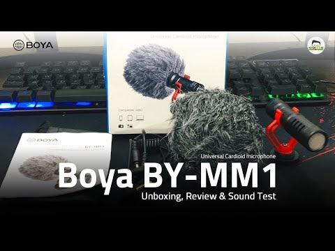 BOYA BY-MM1: কম বাজেটে সেরা মাইক্রোফোন