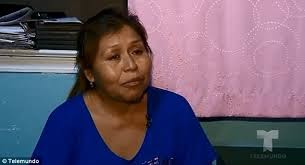 La madre de Baby Hope cuenta qué le dijo al asesino de su hija