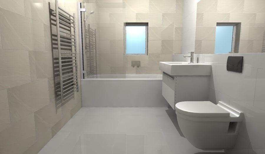 Small bathroom design ideas and images | RoomH2O